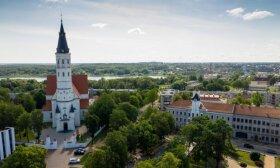 Italų įspūdžiai iš Šiaulių: po kelerių metų šis miestas bus dar patrauklesnis tiek vietiniams, tiek turistams