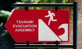 Indonezijos rytus supurtęs stiprus žemės drebėjimas buvo juntamas ir Australijoje