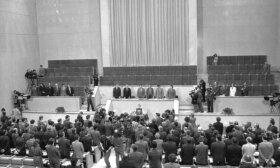LR Aukščiausiosios Tarybos-Atkuriamojo Seimo posėdis