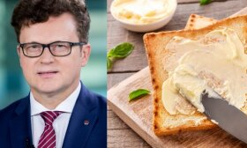 Margarinas – nėra blogas pasirinkimas: profesorius Stukas pasakė, ką mano apie šį maisto produktą