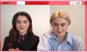 Gulnara Makhmutova ir Melissa Goy