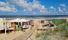 Išskirtinis turgelis Lietuvoje – pardavėjos ir pirkėjos čia visiškai nuogos