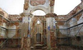 Kalvarijos vasarinė sinagoga apsaugota nuo sunykimo