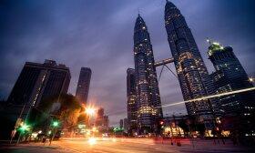 """""""Petronas Tower"""" statyba susijusi su Malaizijos krize, kuri persimetė ir į kitas Azijos šalis"""