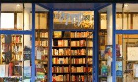 Senųjų knygynų Paryžiuje lieka vis mažiau, bet jų dar yra / Megan Markham nuotr.
