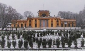 Trakų Vokės rūmai. 2020 m.