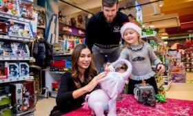Vaikų kalėdiniai norai tampa vis sunkiau įgyvendinami: už geidžiamiausius žaislus teks pakloti nemenkas sumas