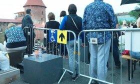 Per Kauno miesto gimtadienio šventę – viešas neįgaliųjų pažeminimas?