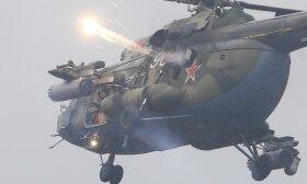 Baltarusijos sraigtasparnis Mi-8