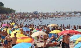 Artėja naujas karščio antplūdis: sinoptikai tikina – tai dar ne viskas