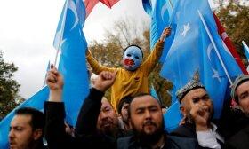 Uiguriai