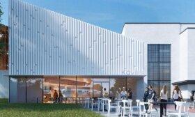 Pasirašyta sutartis dėl naujojo Panevėžio baseino projektavimo