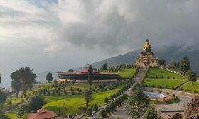 Budos parkas, Indija