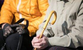 Tarptautinę pagyvenusių žmonių dieną Palangoje – įvairios veiklos ir verslininkų vaišės