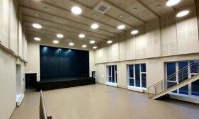 Naujas traukos centras Lentvaryje: atidaroma nauja biblioteka ir kultūros rūmai