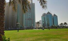 Neatrasta Dubajaus kaimynė Šardža