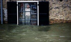 Pandemija pablogino padėtį: nauja ataskaita parodė, kaip klimato kaita verčia pasaulį aukštyn kojomis