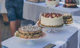 Tortų gaminimo konkurso nugalėtojai: policininkės ir emigranto – skaniausi
