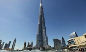"""""""Burj Khalifa"""" – pompastikos ir labai didelių ambicijų išraiška"""