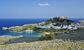 Rodo sala, Graikija