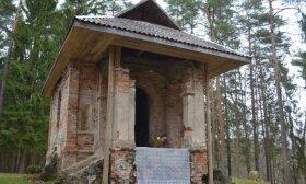 Balkasodžio koplyčia – vieta, kur buvo rasta vienintelė Alytaus krašto mumija