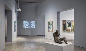 Wroblewskio ir Szapocznikow paroda MO muziejuje