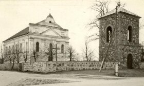 Kaimas, kuriame Radvilaitė planavo puošnius rūmus, o archeologai tikėjosi rasti Napoleono karių aukso