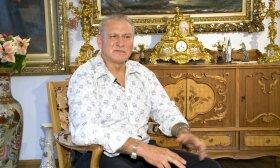 """Šiaulių """"princas"""" Vladas Baranauskas įsileido į savo legendomis apipintus namus"""