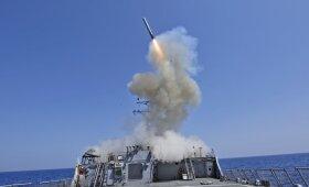 Sparnuotosios raketos Tomahawk