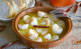 Vienas greičiausiai paruošiamų ispaniškų patiekalų: krevetes valgysite jau po 15 minučių