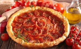 Pomidorų pica – PER 30 MINUČIŲ