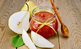 Svogūnų džemas su kriaušėmis – įtiks net išrankiausiems