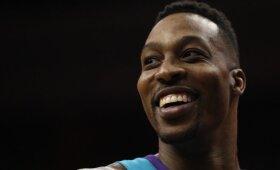 """Iš Bruklino atleistas Howardas oficialiai prisijungė prie Vašingtono """"Wizards"""""""