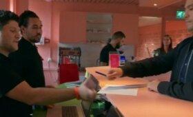Amsterdame buvusio kalėjimo pastate duris atvėrė pabėgėlių prižiūrimas viešbutis