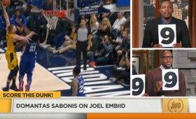 Sabonio dėjimą išvydę McGrady ir Pierce\'as ESPN eteryje pamokė lietuvį