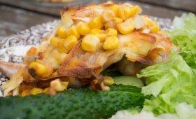 Meksikietiška vištiena – valgysite ir norėsite kartoti