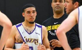 LiAngelo Ballas negali suprasti, kodėl jo nepasirinko NBA naujokų biržoje