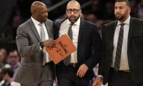 "NBA naktis: ""Pelicans"", ""Spurs"" ir ""Hornets"" pergalės bei išvarytas ""Knicks"" treneris"