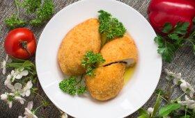 Kijevo kotletų receptas