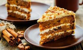 Morkų tortas Velykoms