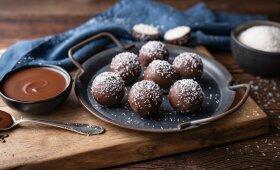 Desertui – gardūs kokosiniai kamuoliukai, kurių nereikia kepti