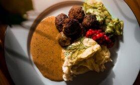 Švediškų kukulių receptas