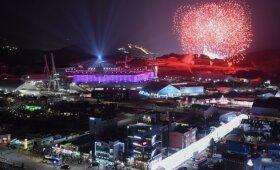Olimpinių žaidynių uždarymas