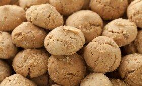 Olandiški imbieriniai sausainiai