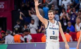 """""""Eurobasket 2017"""" MVP: įspūdingiausi G. Dragičiaus žaidimo epizodai"""