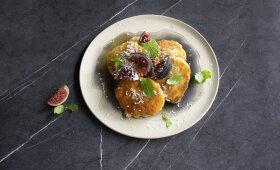 Pyragėliai su moliūgų sėklomis – tokie skanūs, kad greitai dings iš lėkštės