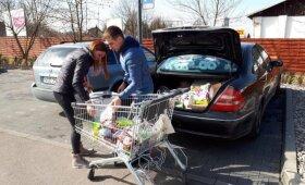 Apsipirkimas Lenkijoje