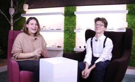 Lauros laida. Vlogeris Rokas Makas apie kūrybiškumą ir staigų populiarumą