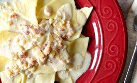 Skryliai – itin paprastai paruošiamas vaikystės patiekalas