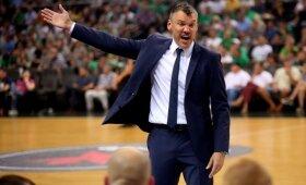 """Jasikevičius į NBA nesikels – """"Raptors"""" pasirinko kitą trenerį"""